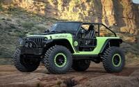Jeep přináší terénní bestie včetně extrémního Wranglera se 717koňovou V8 z Hellcatů!
