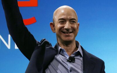 Jeff Bezos je ještě bohatší než před rozvodem. Výší majetku překonal svůj předešlý rekord