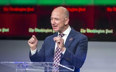 Jeff Bezos je nejbohatším člověkem v moderní historii. Jeho majetek překročil 150 miliard dolarů