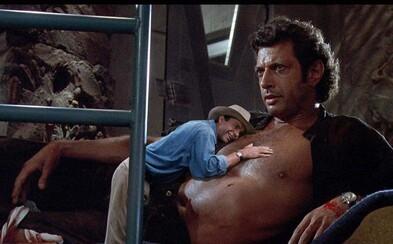 Jeff Goldblum sa v Jurassic World 2 vráti ako Ian Malcolm z Jurského parku