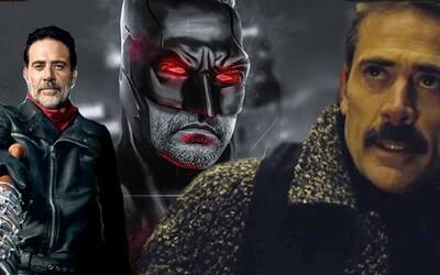 Jeffrey Dean Morgan známy ako Negan zo seriálu Walking Dead by si rád zahral Batmana v pripravovanej komiksovke Flashpoint