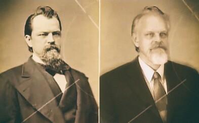 Jeffrey si jednoho dne vzpomněl, že bojoval v občanské válce. Je skutečně ztělesněním konfederačního generála z 19. století?