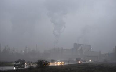 Jelšava má takmer najznečistenejší vzduch v celej Európe. Obyvatelia si za to však môžu sami