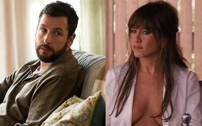 Jennifer Aniston a Adam Sandler sa v detektívnej komédii stanú hlavnými podozrivými v prípade vraždy miliardára