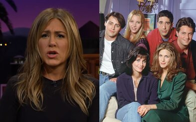 Jennifer Aniston by chtěla opět natáčet Přátele. Prozradila jména herců, kteří však návrat seriálu odmítají
