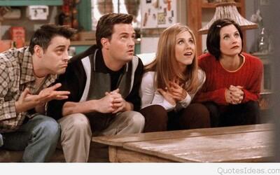 Jennifer Aniston chce oživiť Priateľov. Pridať sa podľa nej chcú aj všetci ostatní herci