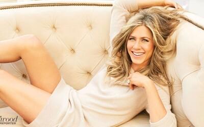 Jennifer Aniston je ve svých 45 letech stále jednou z nejkrásnějších hereček