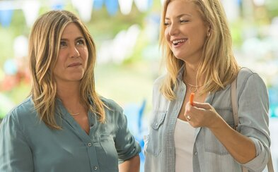 Jennifer Aniston, Julia Roberts a Kate Hudson sa spoločne stretnú na Deň matiek