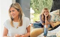 Jennifer Anniston ze své krásy nic neztratila ani po letech. Ukázala luxusní bydlení, ale i dokonalý úsměv a skvělou postavu