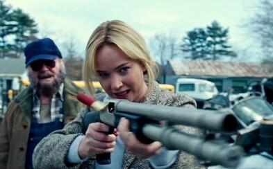 Jennifer Lawrence bude ako zakladateľka obchodnej dynastie čeliť množstvu lží i zrade