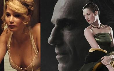 Jennifer Lawrence nedokázala dopozerať oceňovanú drámu Phantom Thread s Danielom Day-Lewisom. Film vypla po troch minútach