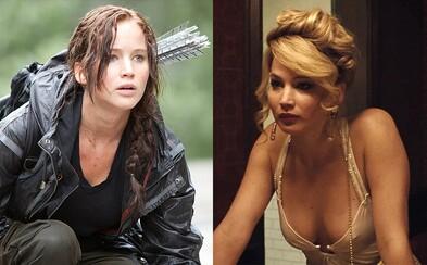 Jennifer Lawrence priznáva, že neskončila ani strednú školu. Jej stávka na filmovú kariéru sa však vyplatila