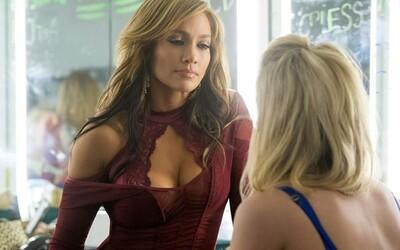 Jennifer Lopez hrala zlatokopku okrádajúcu miliónárov úplne zadarmo, za film Hustlers si nezobrala ani cent