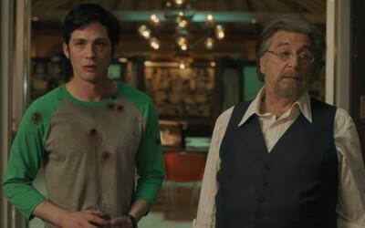 Jeptišky pálí genitálie nácků a Al Pacino si užívá vraždění. Hunters ukáže skupinu, která loví nacisty skrývající se v USA