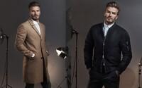 Jesenná kolekcia Modern Essentials od Davida Beckhama pre H&M