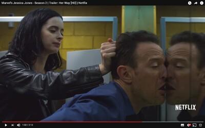 Jessica Jones rozdáva tvrdé údery na každý smer. V novom traileri je jej úplne jedno, či trpí obchodník alebo zločinec