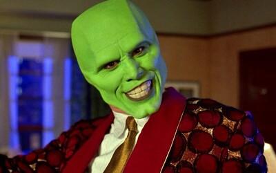 Jim Carrey by natočil Masku 2. Má ale jednu podmínku