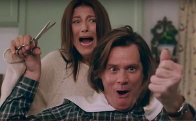 Jim Carrey hviezdi ako detský zabávač v traileri pre 2. sériu výborného Kidding