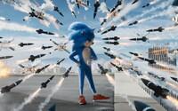 Jim Carrey nahání nedostižitelného ježka Sonica v traileru plném hlášek a rychlé akce