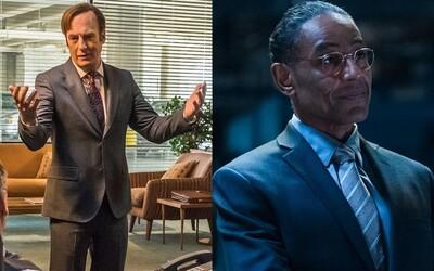Jimmy sa čoraz viac blíži k premene na Saula Goodmana a Gus Fring spriada diabolské plány