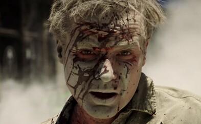 Jiří Mádl se ve filmu s vybuchujícími drony stane Katem z Prago Union. Herec se musel kvůli roli naučit rapovat