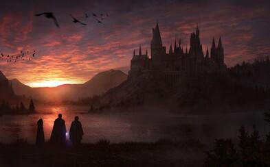 J. K. Rowlingová představuje konkurenta Bradavic, čarodějnickou školu Ilvermorny
