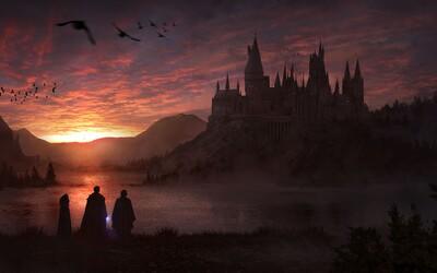 J.K. Rowlingová predstavuje konkurenta Rokfortu, čarodejnícku školu Ilvermorny