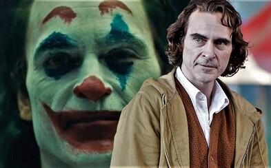 Joaquin Phoenix měl z Jokera strach. Jak ho dokázal pochopit a díky čemu s režisérem změnili množství scén?