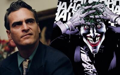 Joaquin Phoenix považuje Jokerovu sólovku za unikátní a jedinečný film. Přiznal také, že ho scénář pořádně vyděsil