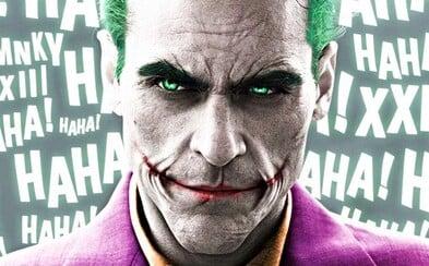 Dalšího Jokera si zahraje Joaquin Phoenix!
