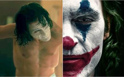Joaquin Phoenix schudol kvôli postave Jokera 24 kilogramov