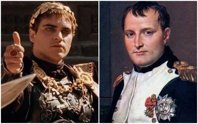 Joaquin Phoenix si zahrá Napoleona Bonaparte. Film zrežíruje Ridley Scott, s ktorým Phoenix natočil Gladiátora