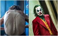 Joaquin Phoenix vzhľadom na chudnutie kvôli role Jokera trpel. Kvôli novej role však, naopak, výrazne pribral