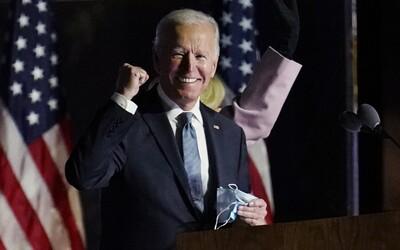 Joe Biden dostal nejvíce hlasů v historii USA