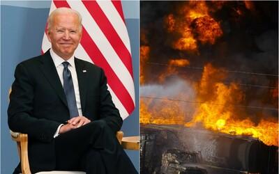Joe Biden nařídil útoky na základny v Iráku a Sýrii