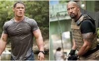 John Cena by sa chcel v Rýchlo a zbesilo 10 pobiť s Dwaynom The Rockom Johnsonom