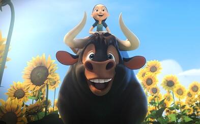 John Cena sa ako dobrácky býk Ferdinand odmieta zúčastňovať býčích zápasov. Namiesto toho chce ukázať, že je dôležité byť sám sebou