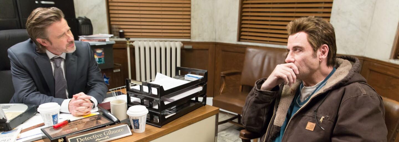 John Travolta pátra po vrahovi svojej manželky, na ceste pomsty však narazí na väčšie problémy
