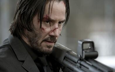 John Wick 2 oficiálne potvrdený. Vráti sa talentované režisérske duo a Keanu Reeves?