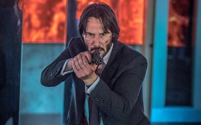 John Wick 3 má už z polovice napísaný scenár! Film by sa mal začať natáčať do konca roka