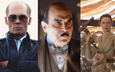 Johnny Depp a Daisy Ridley čoby obeť a podozrivý z mysterióznej vraždy v remaku slávneho Orient Expressu