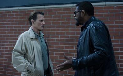 Johnny Depp a Forest Whitaker zisťujú, kto zabil Biggieho a Tupaca. Debutový trailer pre Mesto lží sľubuje násilnú policajnú drámu