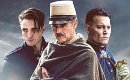 Johnny Depp a Robert Pattinson čekají ve hvězdami nabitém traileru na epický souboj s barbary