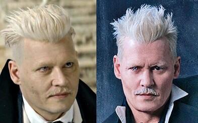 Johnny Depp dostal rolu Gellerta Grindelwalda aj napriek protestom mnohých ľudí. Ako jeho obsadenie obhajuje režisér Fantastických zverov?