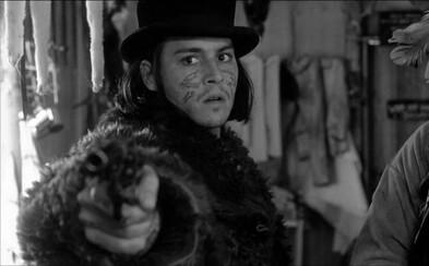 Johnny Depp je vo filozofickom anti-westerne Mŕtvy muž