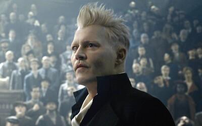 Johnny Depp končí v sérii Fantastické zvery. Pre obvinenia z domáceho násilia musel odstúpiť
