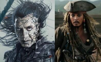 Johnny Depp by odmítl hrát v Pirátech z Karibiku 5, kdyby záporáka hrála žena