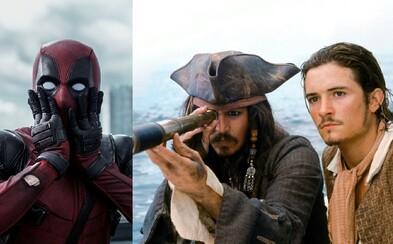 Johnny Depp pravdepodobne ako Jack Sparrow končí. Disney najalo scenáristov Deadpoola, aby reštartovali Pirátov Karibiku