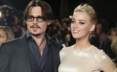 Johnny Depp prohrál spor s britským bulvárem: Podle nejvyššího soudu byly články pravdivé, Depp mlátil svou ženu