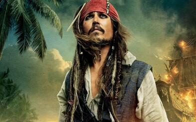 Johnny Depp sa objaví v rozprávke plnej mimozemšťanov, cestovania v čase a pirátov, Burton to však nebude
